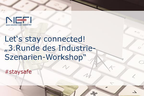 Banner für den Industire Workshop